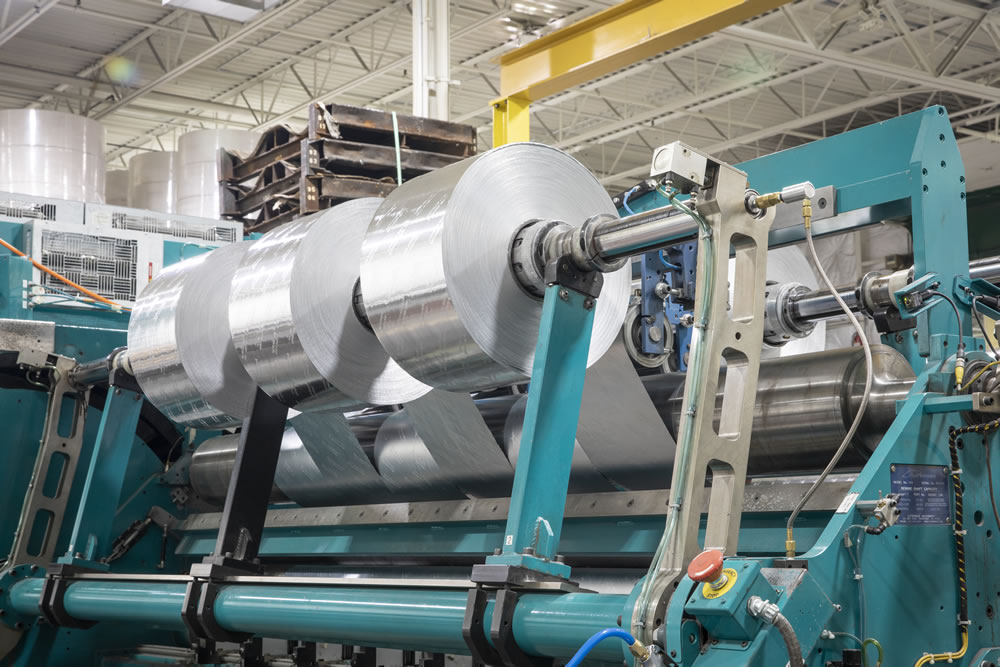 Precision Slitting & Rewinding Converted Products